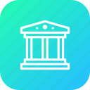 account, bank, building, credit, debit, transaction, transfer icon