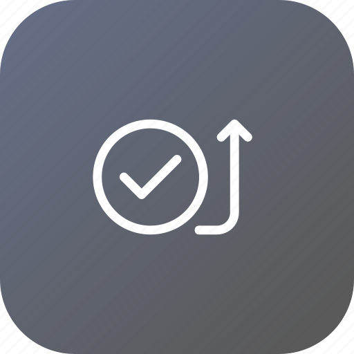 approve, bank, payment, receive, success, transaction, transfer icon