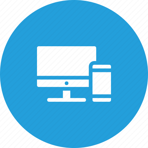 bank, device, lapotop, mobile, transaction, transfer icon
