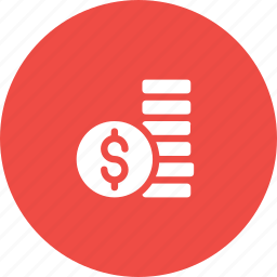bank, cash, coin, money, payment, transaction, transfer icon