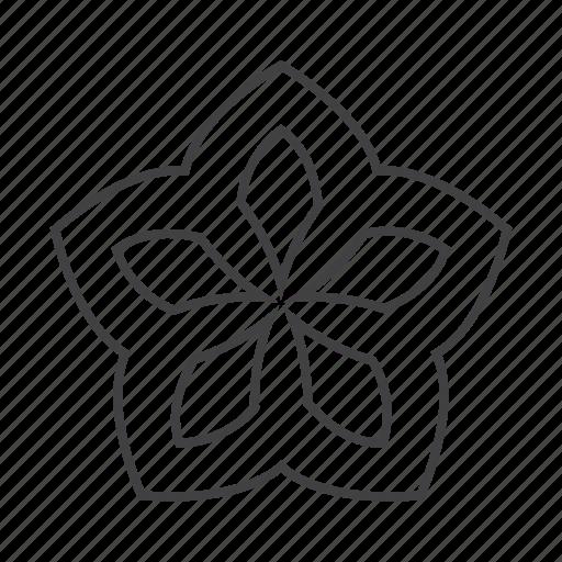 floral, flower, flower icon, garden, nature, plant icon