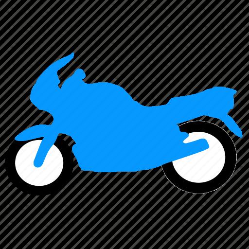 automobile, bike, motorbike, motorcycle, transportation, vehicle icon