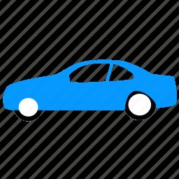 auto, car, sidan, traffic, transport, transportation, vehicle icon