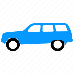 auto, automobile, car, jeep, traffic, transportation, vehicle icon