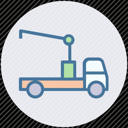 automobile wagon, cargo wagon, delivery wagon, shipment, traffic, truck, vehicle icon