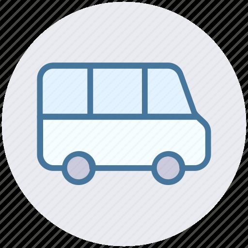 bus, bus transport, public transport, public vehicle, transport, transport vehicle, vehicle icon