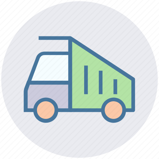 cargo, cargo vehicle, lorry, shipping truck, transportation, truck, vehicle icon