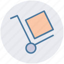 cargo, delivery, package, shipment, transport, transportation icon
