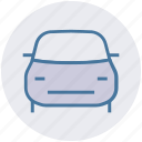 auto car, car, coupe, hatchback, luxury car, sedan, station wagon icon