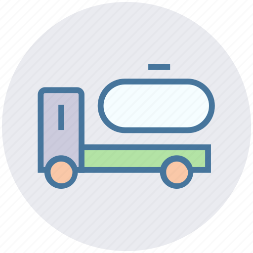 gas delivery, gas vehicle, lpg transfer vehicle, oil delivery, tank, truck, vehicle icon