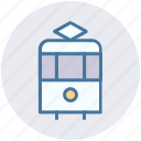 bus, bus transport, public transport, public vehicle, transport, travel, vehicle icon