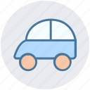 auto car, car, mini car, mini hatch, transport, vehicle icon