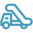automobile wagon, cargo wagon, delivery wagon, lorry wagon, shipment, truck, vehicle icon