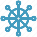 boat, handle, sail, ship, ship handle, ship wheel, wheel icon