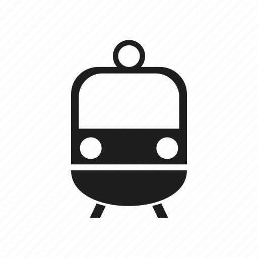 railway, train, transport, vehicle icon