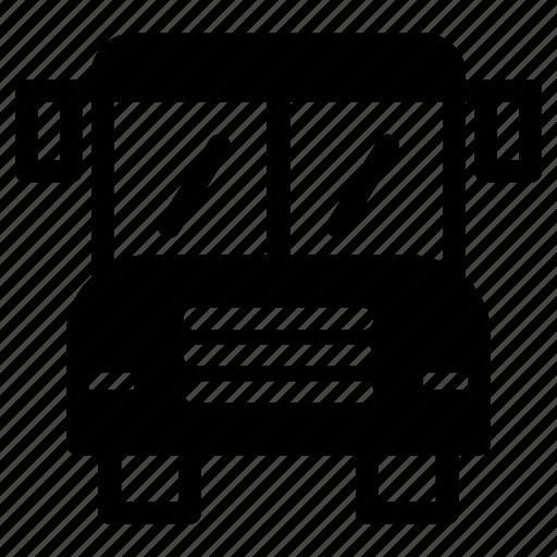 Bus, public, transport, transportation, vehicle icon - Download on Iconfinder