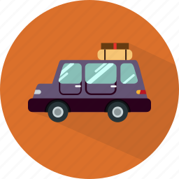 auto, car, transport, transportation, vehicle icon