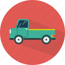 car, pickup, transport, vehicle icon