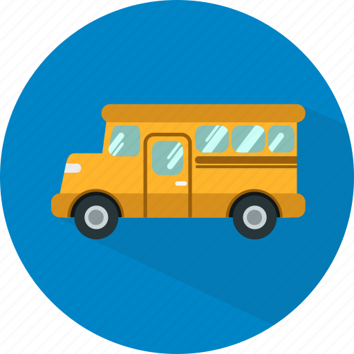 Bus, education, learning, school, student, study, transport icon - Download on Iconfinder