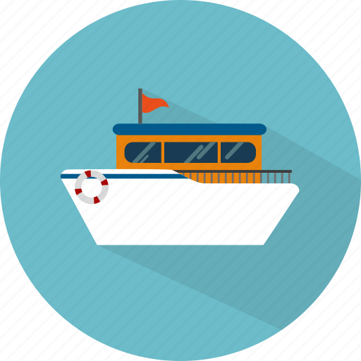 Boat, sea, ship, transport, travel icon - Download on Iconfinder