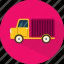 delivery, transport, transportation, truck, vehicle