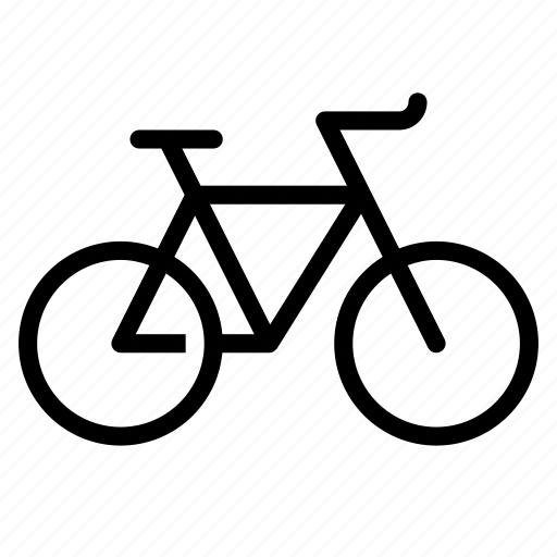 bicycle, bike, cycle, cycling, sport, training, transport icon