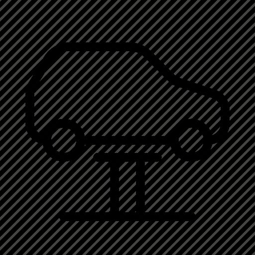 car, maintenance, service, servicing, technical service icon