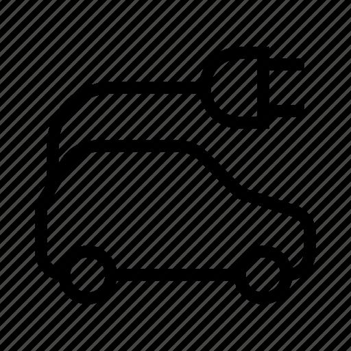 car, ecology, electric, energy, green, tesla, vehicle icon