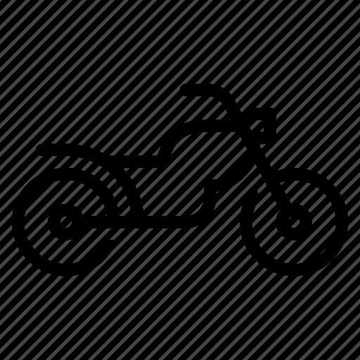 bike, biking, cycle, motorbike, motorcycle, ride, transport icon