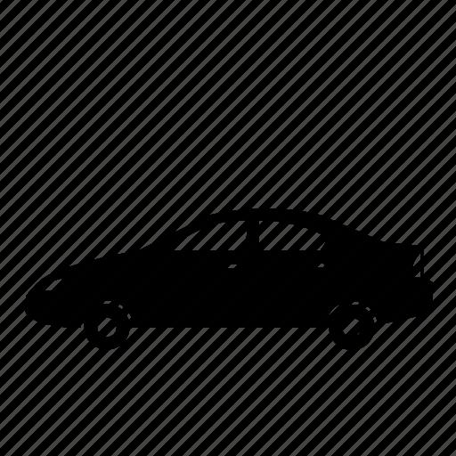 car, sedan, transport, transportation, vehicle icon