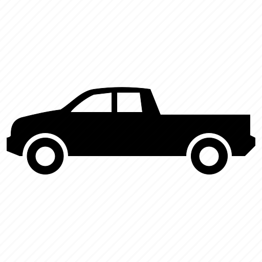 delivery, pickup-truck, truck, vehicle icon