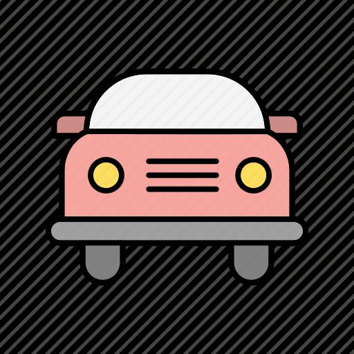 car, transport, transportation icon