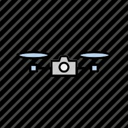 camera, drone, picture icon