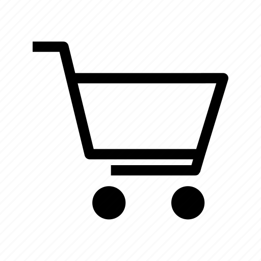 ecommerce, shopping, trolley icon