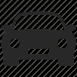 auto, automobile, car, motor car, transport, vehicle icon