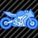 bike, machine, motorcycle, movement, sport, transport, transportation