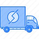 car, machine, movement, transport, transportation, truck icon