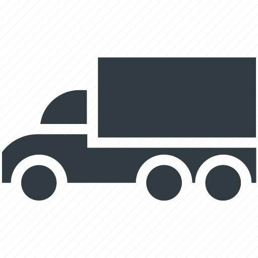 Cargo truck, commercial delivery, lorry, shipping, transport icon - Download on Iconfinder
