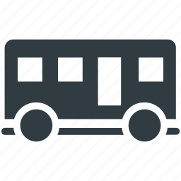 caravan, cargo trailer, journey, transport, travel trailer icon