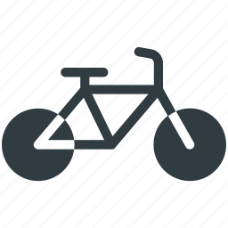 bicycle, bike, cycle, riding icon