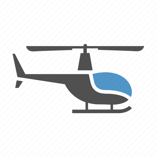 chopper, fly, helicopter, privat choper, transport icon
