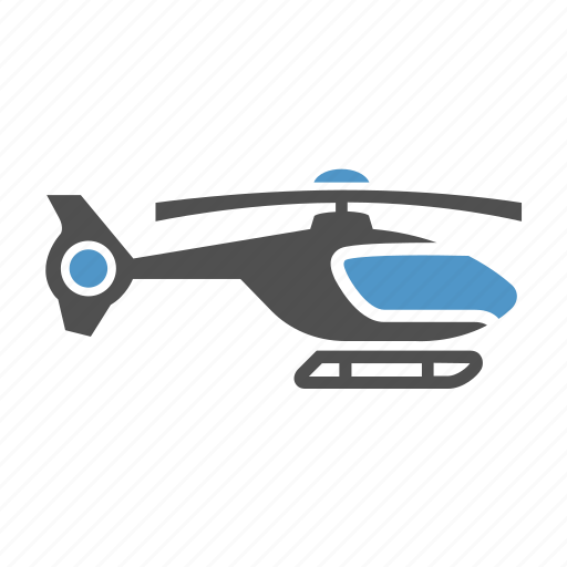 aero vehicle, air transport, chopper, copter, fly, helicopter, passenger transport icon