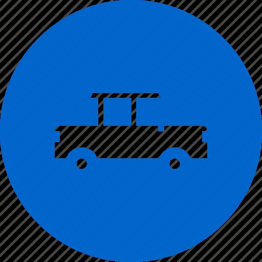 auto, car, sign, travel icon