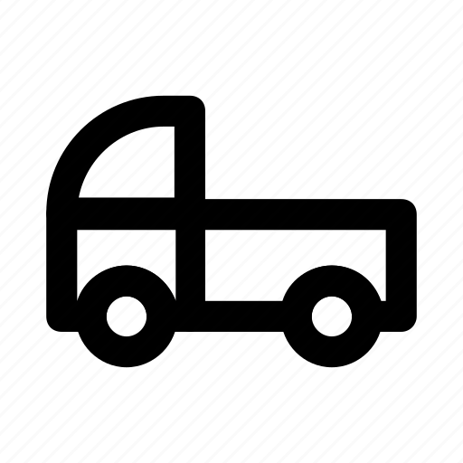 delivery, lorry, transport, truck, vehcile icon