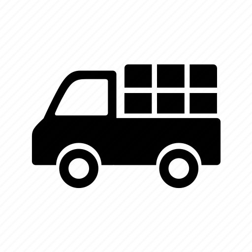 automation, car, lorry, service, transportation, travel, vehicle icon