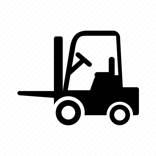 automation, car, forklift, service, transportation, travel, vehicle icon