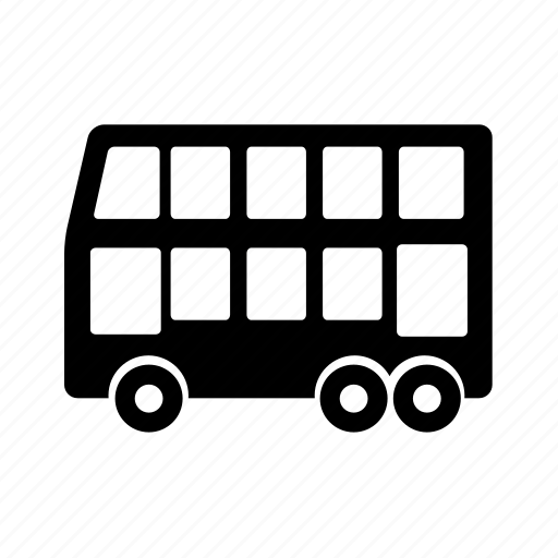 automation, bus, car, service, transport, travel, vehicle icon