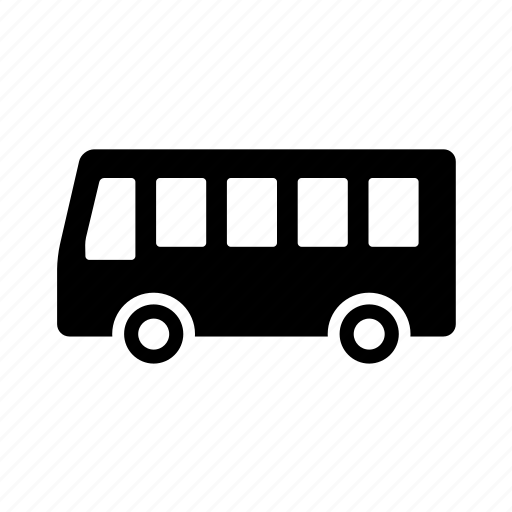 automation, bus, car, service, transport, transportation, vehicle icon