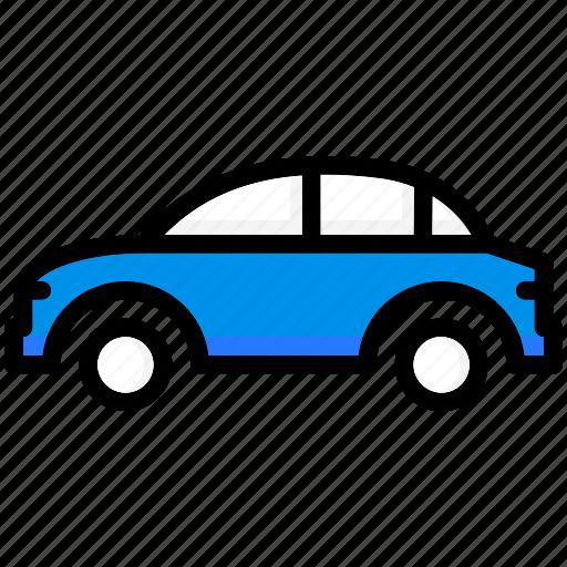 car, colour, transport, ultra icon