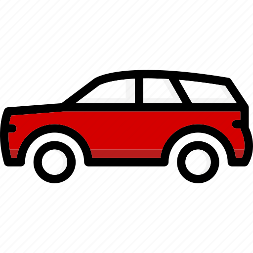 Colour, suv, transport, ultra icon - Download on Iconfinder